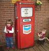 tokheim benzinepomp in Schellinkhout, Netherlands