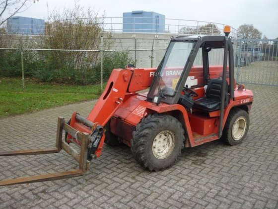 Manitou Buggy BT 420 in