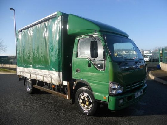 2007 Isuzu NQR 70 in