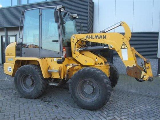 2005 Ahlmann AZ85 in Ambt