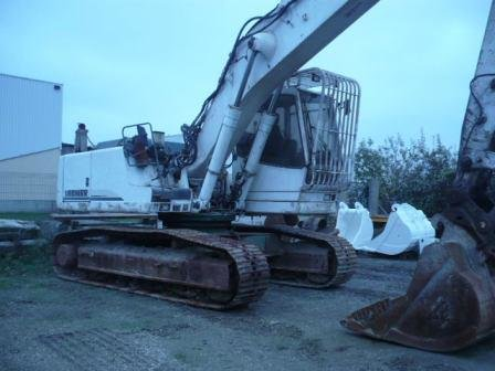 2004 Liebherr R934 HDS in