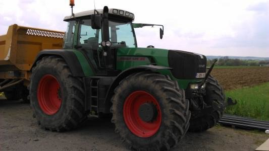 2006 Fendt 920 in Libramont-Chevigny,