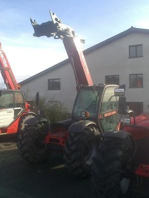 2007 Manitou Mlt 627 24""