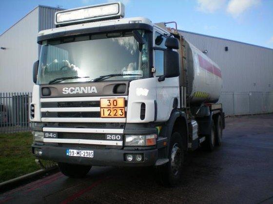 1999 Scania 94 280 6x4