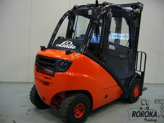 2007 Linde H30T LPG +
