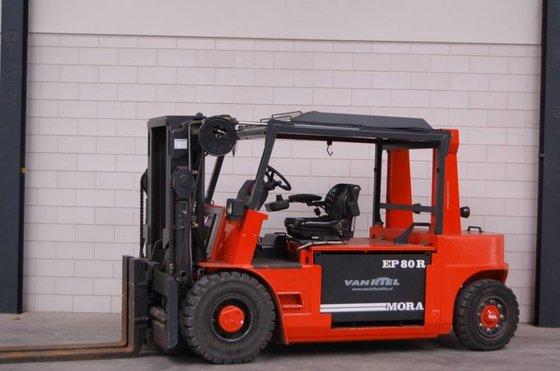 2008 MORA EP80R in Tilburg,