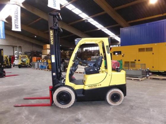 2013 Hyster H3.0FT in Putten,