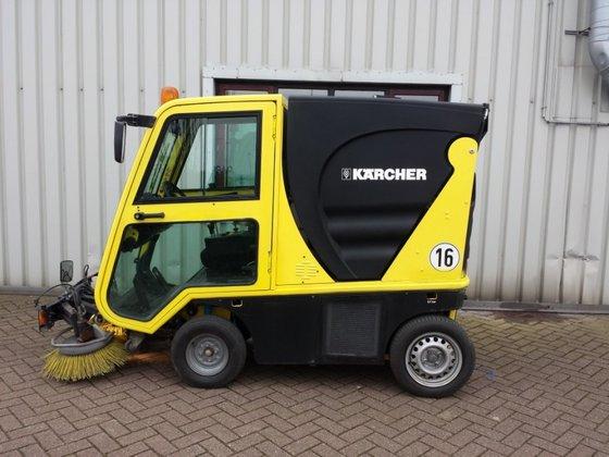 2002 Karcher ICC1D in Rotterdam,