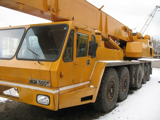 1980 GROVE COLES TM 80-88
