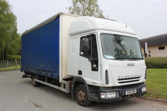 2006 Iveco EUROCARGO in Newtown,