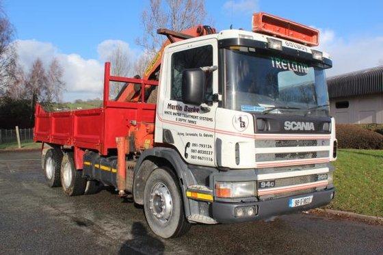 1998 Scania 94 260 in