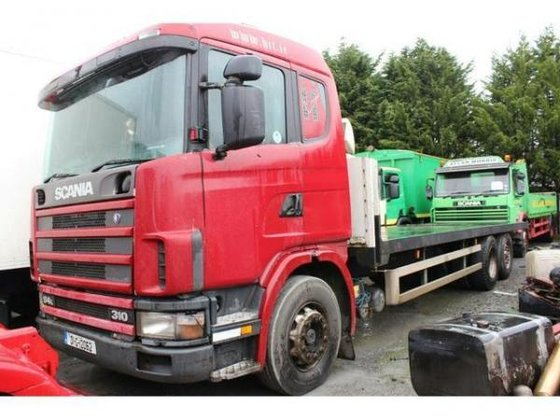2001 Scania 94/310 in Newtown,
