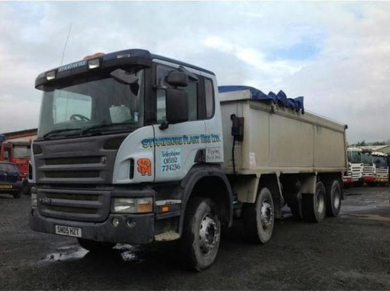 2005 Scania P340 in Newtown,