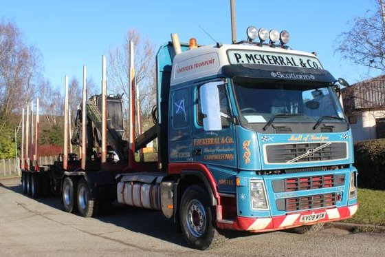 2009 Volvo FM in Newtown,