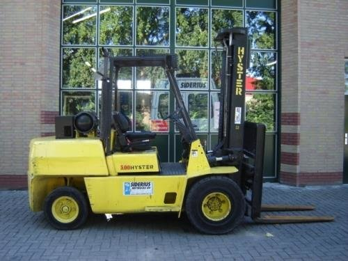 1993 Hyster H5.00 XL in