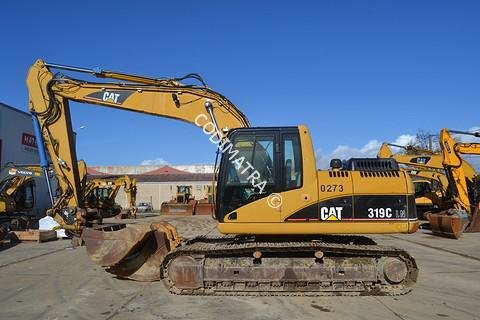 2006 Caterpillar 319 C LN