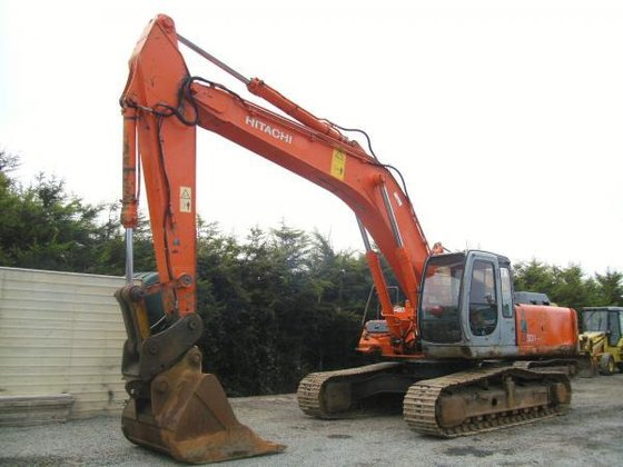 Hitachi EX300-5 in Craigavon, United