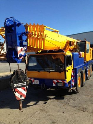 1999 Liebherr LTM 1090 in