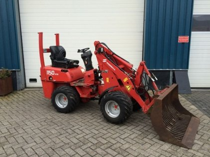 2005 Weidemann 1150CX30= in Oirschot,