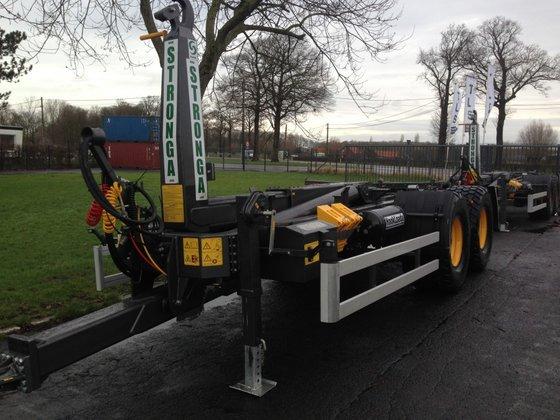 Stronga HL180 in Oostkamp, Belgium