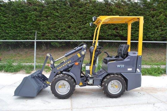 Eurotrac W10 minishovel in Neer,