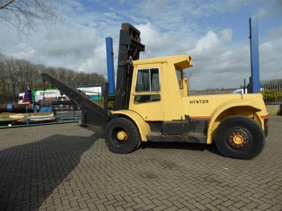 1980 Hyster H200H in Putten,