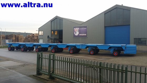 2014 Tracta SPMT200 Transport-Module in