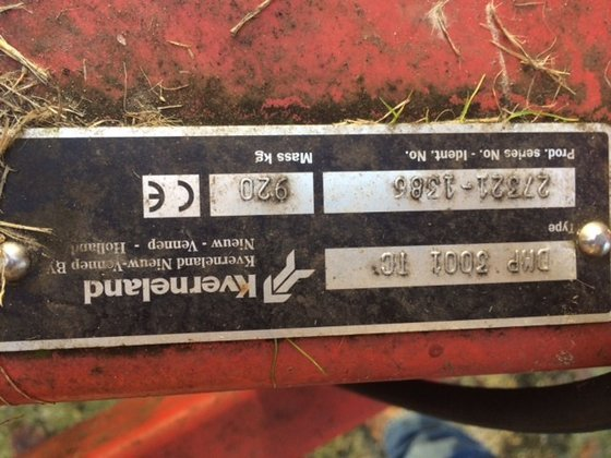 VICON SCHIJVENMAAIER DMP 3001 TC