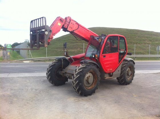 2000 Manitou MT 732 in