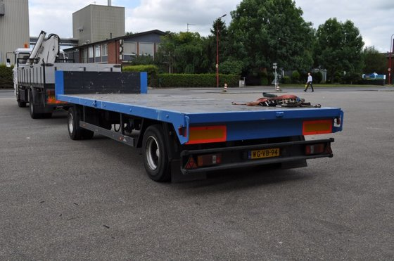 1993 Goebel NA16TL in Drachten,
