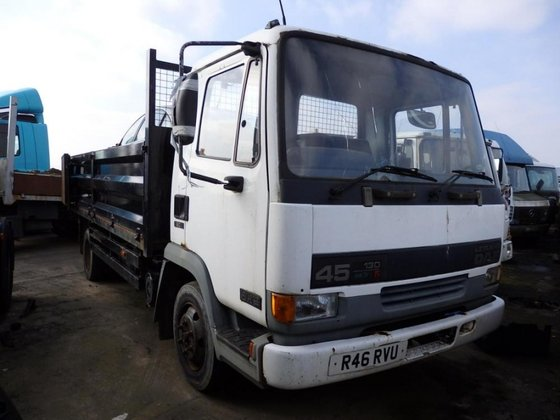 1997 DAF 45 in Halifax,