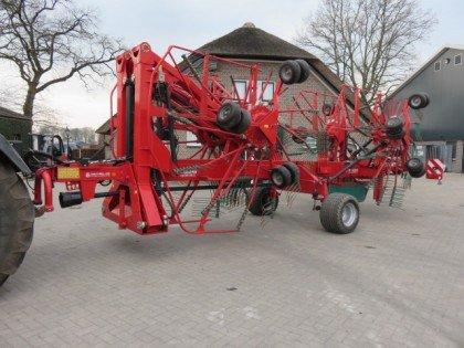 2011 Kverneland hark 95150C in