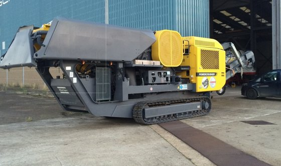 2015 Atlas Copco Powercrusher PC