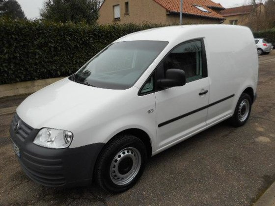 Volkswagen Caddy in Novéant-sur-Moselle, France