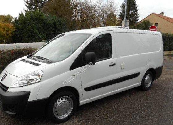 Peugeot Expert 1,6L HDI 90