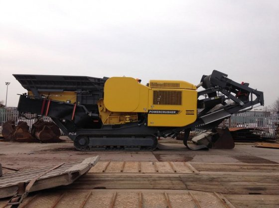 2014 Atlas Copco Powercrusher PC