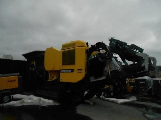 2013 Atlas Copco Powercrusher PC