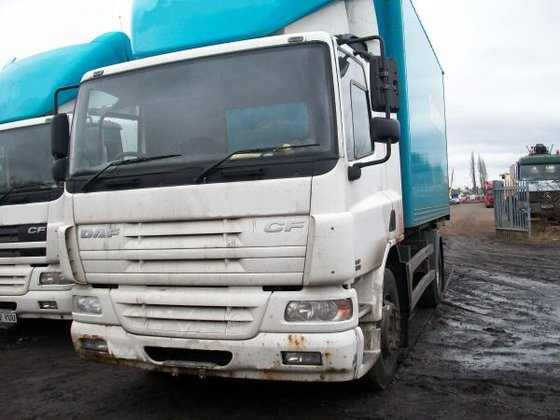 2002 DAF LF55 in Willenhall,