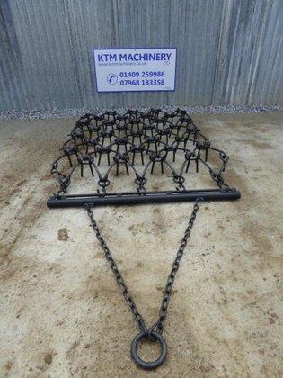 KTM Machinery 4ft 3 Way