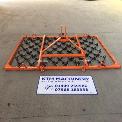 KTM Machinery 6ft 3 Way