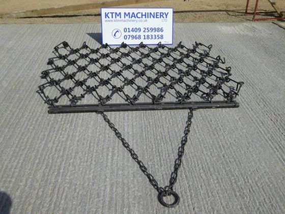KTM Machinery 6ft 3 Way