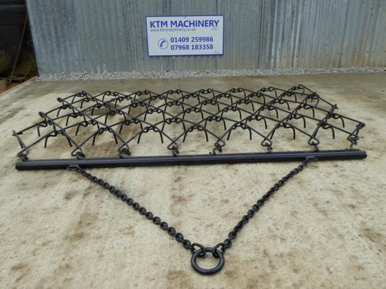 KTM Machinery 7ft Fixed Tine