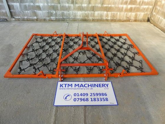 KTM Machinery 8ft 3Way Use