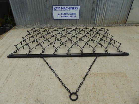 KTM Machinery 8ft Fixed Tine