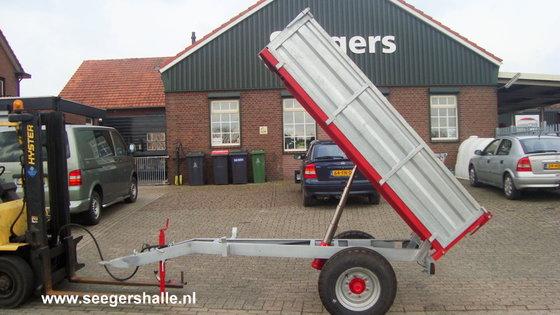 Sego Kipper 2,5 ton, kieper