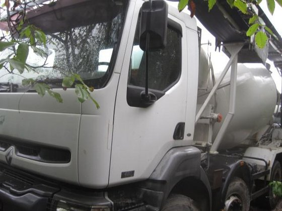 Renault Gamme G 340 in