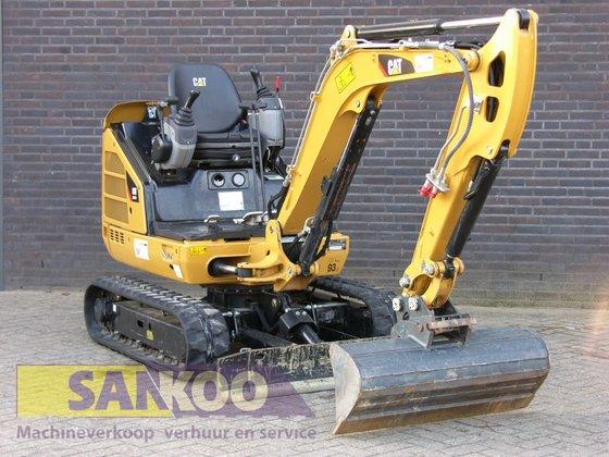 2012 Caterpillar 301.7D in Bergeijk,