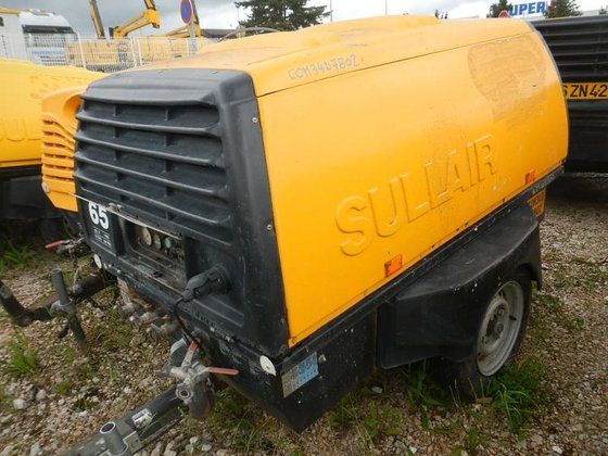 2005 Sullair S65 in Brochon,