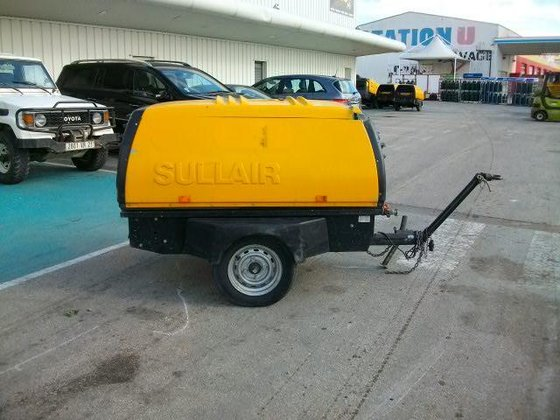 2007 Sullair S65 in Brochon,