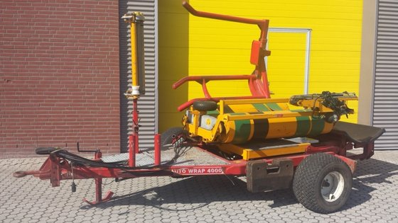 autowrap 4000 in Wormerveer, Netherlands